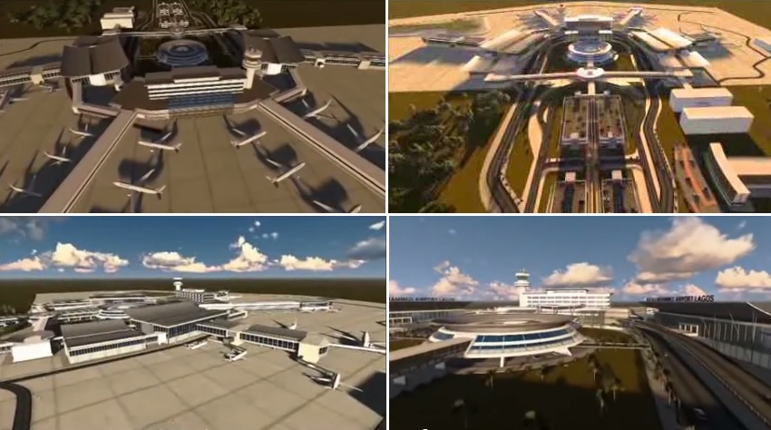 MMIA Airport Rendering