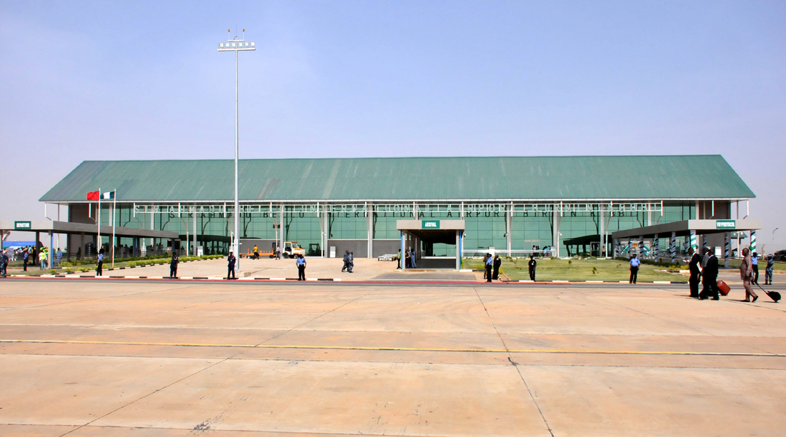 Sir Ahmadu Bello International Airport - Birnin Kebbi