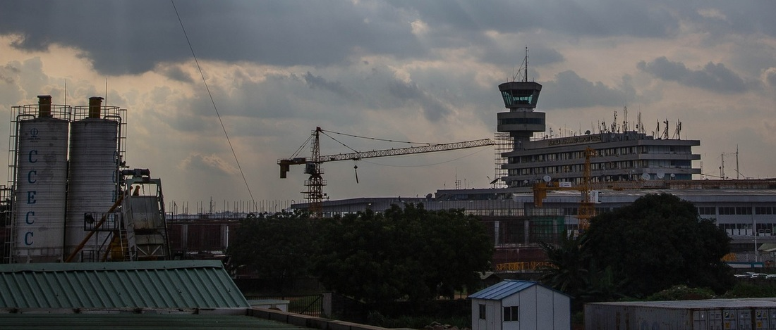 Murtala Mohammed Airport Construction
