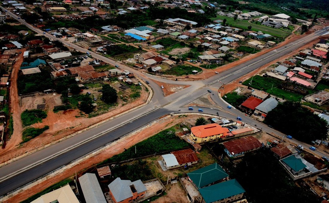 Second Bypass Road (Oba Adesoji Aderemi Road)